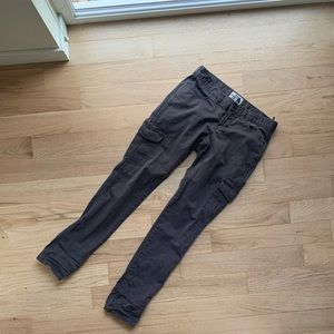 North Face Skinny Leg Cargo Pants